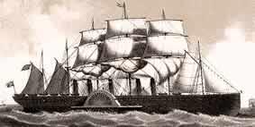 Доклад про первые пароходы 2338