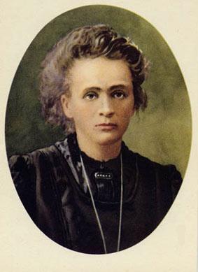 Мари Кюри
